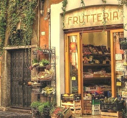 Frutteria, Italy