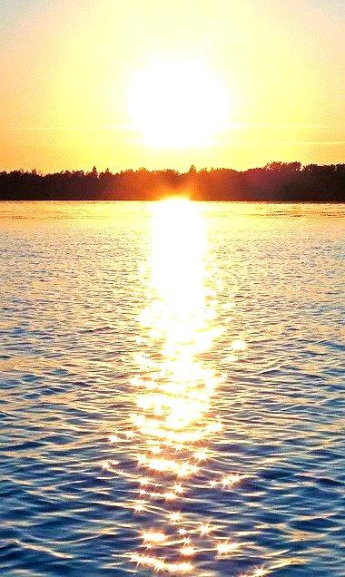 Saint Lawrence River, Canada