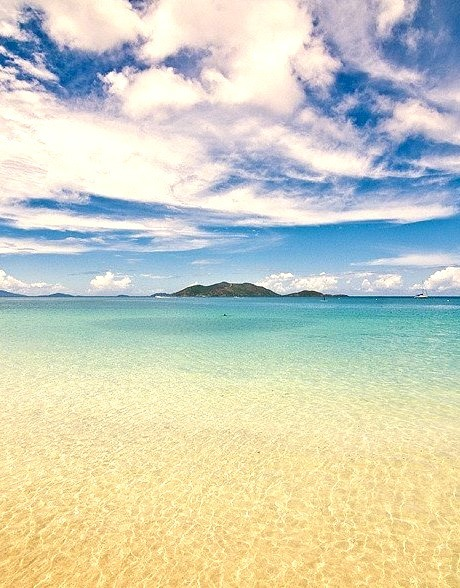 British Virgin Islands, The Caribbean